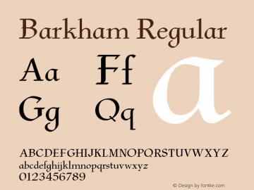 Barkham