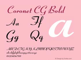 Coronet CG