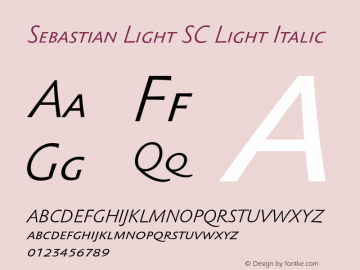Sebastian Light SC