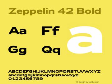 Zeppelin 42