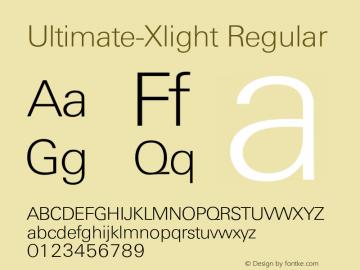 Ultimate-Xlight
