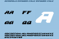 Astropolis Expanded Italic