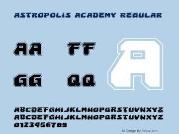 Astropolis Academy