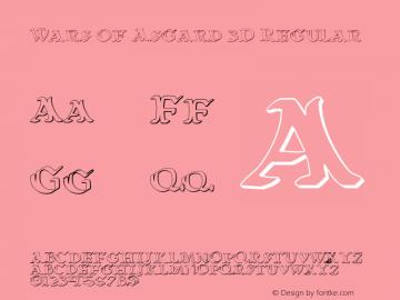 Wars of Asgard 3D
