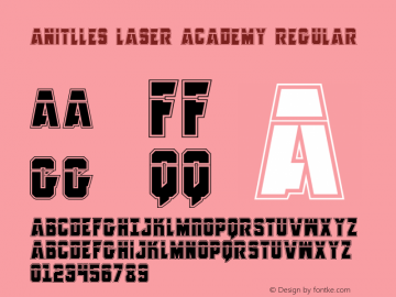 Anitlles Laser Academy