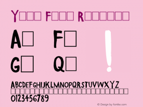 Your Font