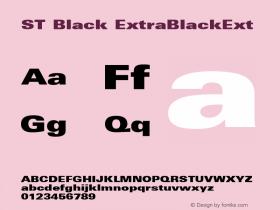 ST Black
