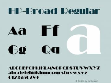 HP-Broad