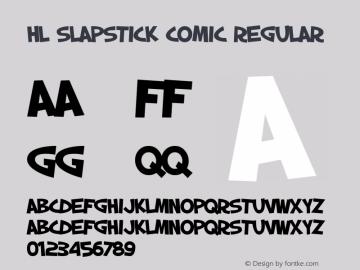 HL Slapstick Comic