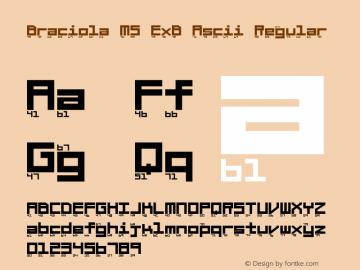 Braciola MS ExB Ascii