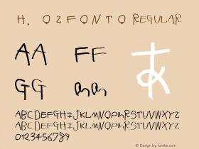 H.OzFontO