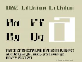 DBE-Lithium
