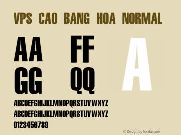 VPS Cao Bang Hoa
