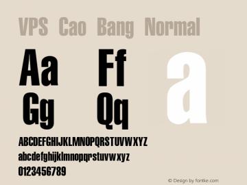 VPS Cao Bang