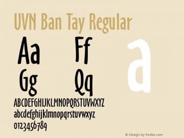 UVN Ban Tay