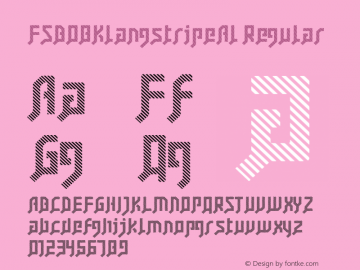 FSB08KlangstripeAl