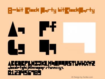 8-bit Block Party
