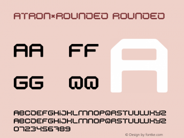 ATRON*ROUNDED