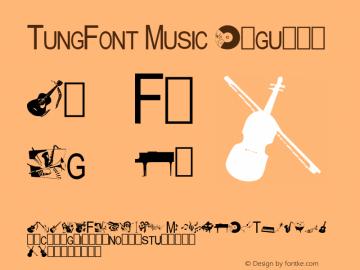TungFont Music