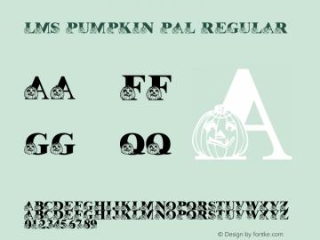LMS Pumpkin Pal