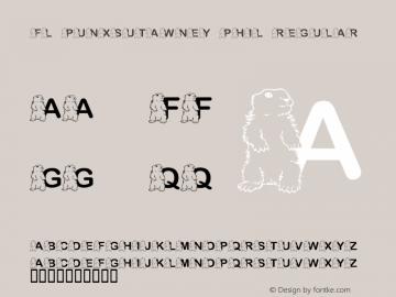 FL Punxsutawney Phil