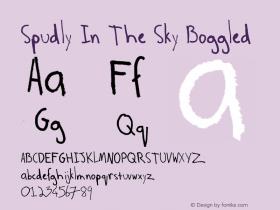 Spudly In The Sky