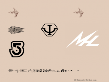 B5wingdings