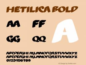 Hetilica