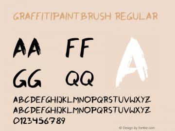 GraffitiPaintBrush