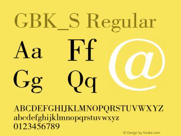 GBK_S