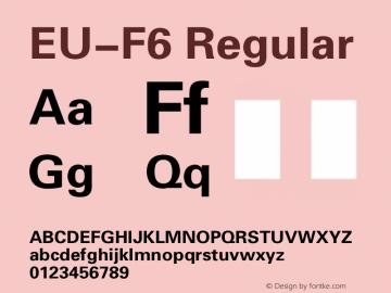 EU-F6