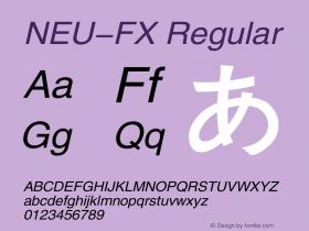 NEU-FX