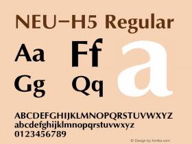 NEU-H5