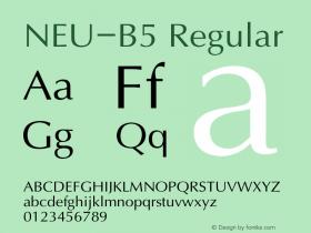 NEU-B5