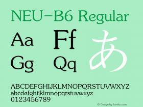 NEU-B6