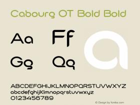Cabourg OT Bold