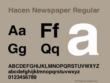 Hacen Newspaper