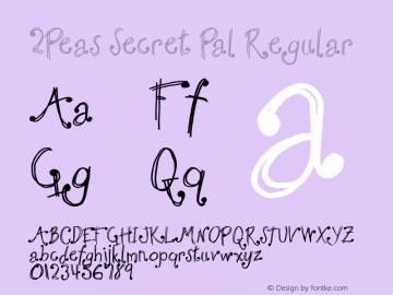 2Peas Secret Pal