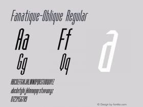 Fanatique-Oblique