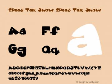 2Peas Talk Show