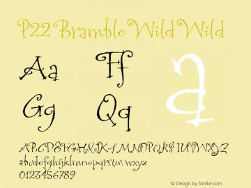 P22 Bramble Wild