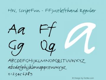 HW, ScriptFun - FFJustlefthand