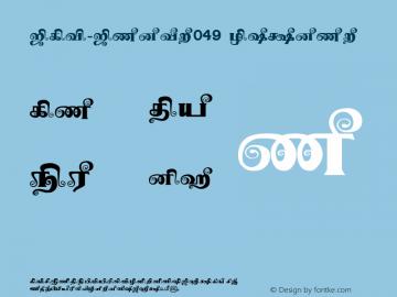 TAM-Tamil049