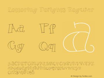 Lettering Delights