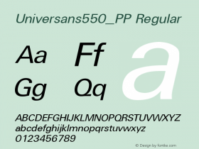 Universans550_PP