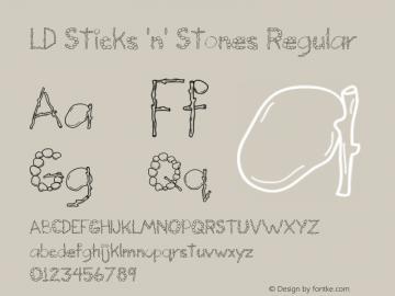 LD Sticks 'n' Stones