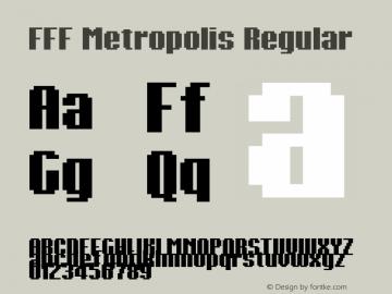 FFF Metropolis