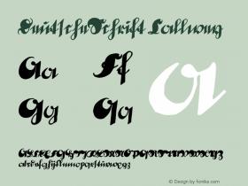 DeutscheSchrift
