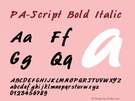 PA-Script