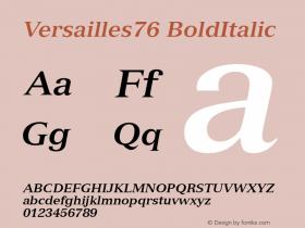 Versailles76